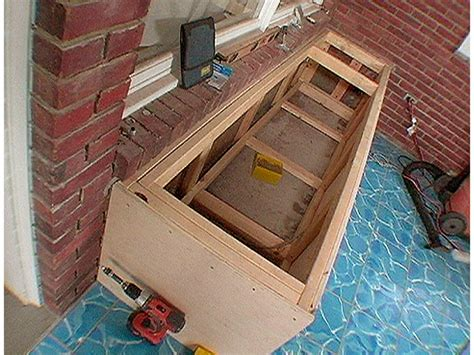 build a bench seat with storage woodwork plans to build a bench seat with storage pdf plans