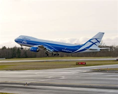 airbridgecargo premium guaranteed space service takes the loadstar