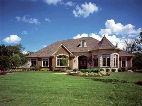 eplans french country house plan expansive master suite 74 best images about houses on pinterest vineyard