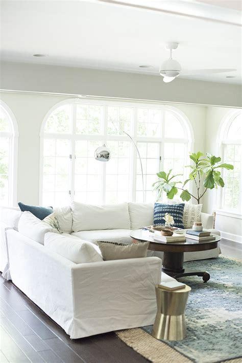 White Slipcovered Sofa by How We Choose White Slipcovered Sofas Room For Tuesday