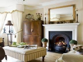 fireplace traditional living room ideas