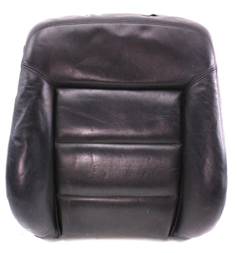 Heated Leather by Rh Front Seat Back Rest Foam Cover 98 05 Vw Passat B5