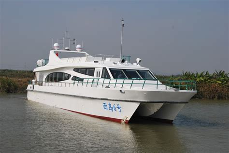 catamaran fast ferry for sale 120 passengers fiberglass catamaran fast ferry boat for