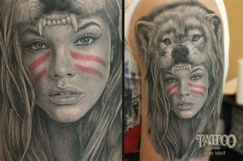 Tattoos Bilder Blumen 4266 by A Hit Wolf By Ivan Wolf Tattoos