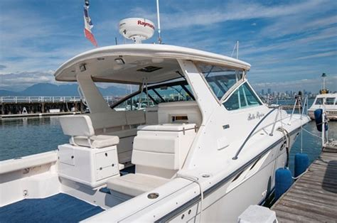 tiara boats for sale vancouver tiara 35 open 2001 used boat for sale in vancouver
