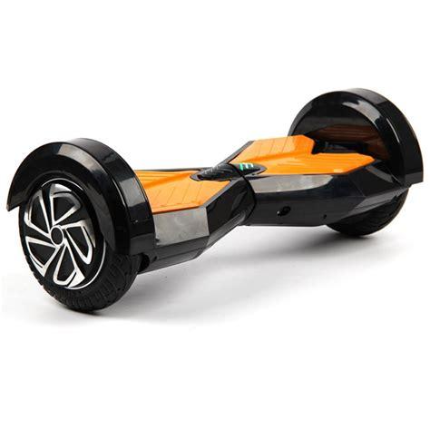 Smart Balance Wheel 8 Bergaransi Free Bag 1 2 wheel self smart balance scooter 8 inch with led light