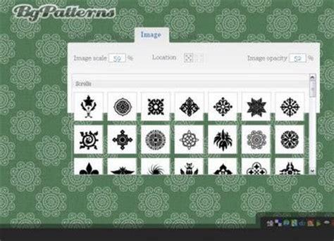 background pattern maker online online pattern background generator for your blog