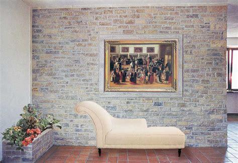 arredamento d interno arredamento con parete in pietra con rivestimenti in
