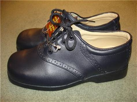 navy blue school shoes nwt josmo navy blue leather school shoes oxfords