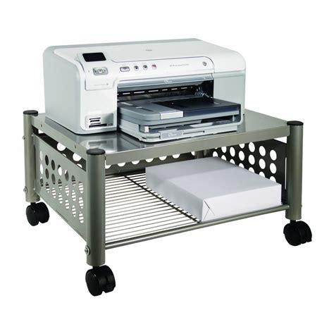printer desk 5 best underdesk printer stand make your workday run