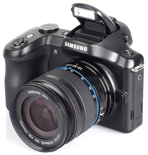 Kamera Samsung Mirrorless Nx samsung galaxy nx black 4