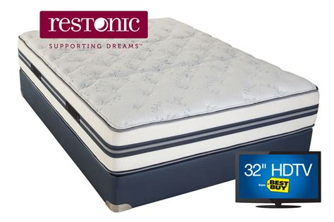 restonic comfort care select restonic 174 comfort care select pensacola plush king mattress