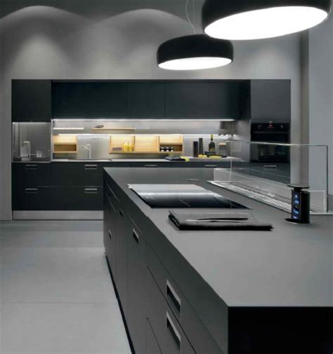 Arclinea's Flawless Kitchen Design
