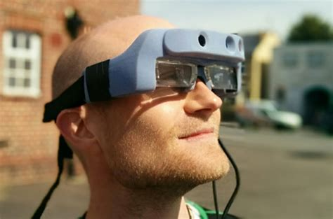 Blind Assistive Technology Glasses For Blindness Let The Legally Blind See Again