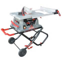 craftsman 10 quot jobsite table saw sears