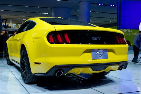 Mustang New York Auto Show 2015 by 2015 Mustang New York Auto Show Predictions