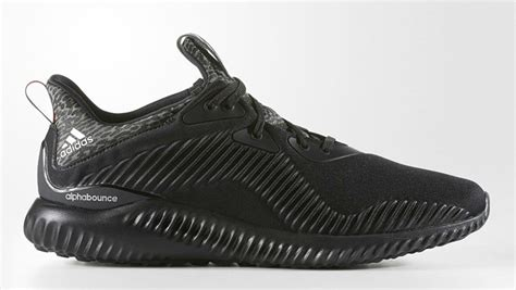 Adidas Alphabounce Wolf Black adidas alphabounce black