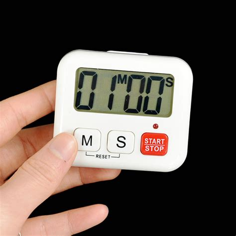 aliexpress buy kitchen clock timer cooking 99 minute