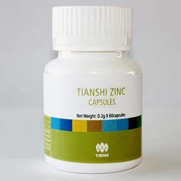 Zinc Capsule Penggemuk Badan 10 merk vitamin penambah berat badan yang bagus