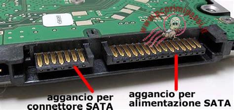 disk esterno alimentato a corrente come installare un disk sata pcprimipassi it