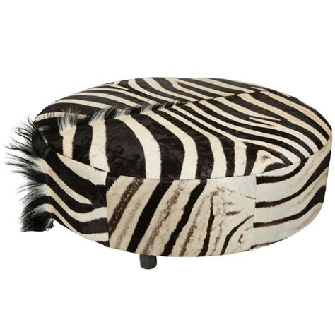 Zebra Print Ottoman Stool by 17 Best Images About Stools Puffs On Chairs