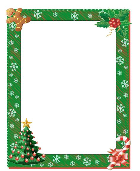 printable xmas borders christmas page border new calendar template site