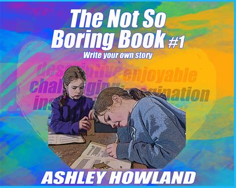 two boring brothers books the not so boring book 1 write your own story by