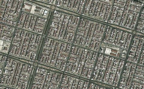 grid layout of cities landscape morphology in mexico city