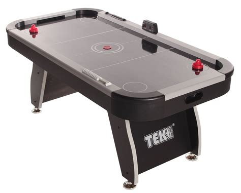 air hockey table length tekscore jet 6ft air hockey table liberty games