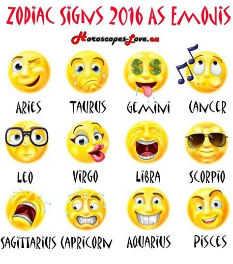 emoji zodiac symbols 2610 best where can i find a real psychic reading images