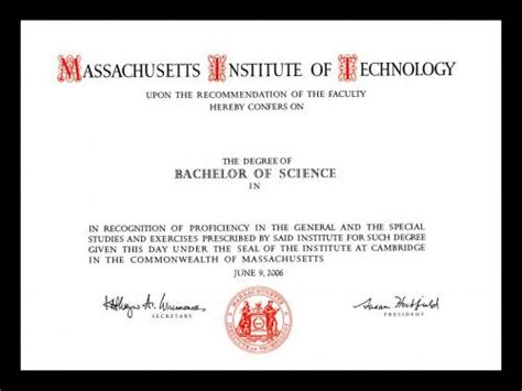 Apply To Mba At Mit Out Of Undergrad by Degree Requirements Massachusetts Institute Of Technology