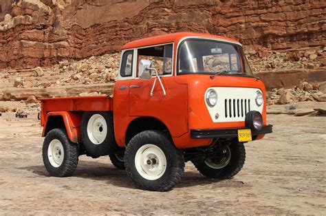 jeep fc 150 2016 easter jeep safari concepts first drive motor trend