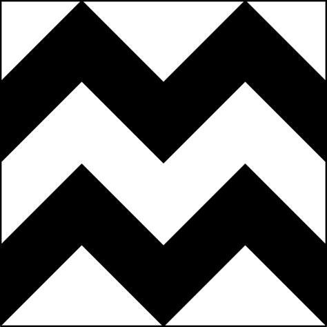 black and white zigzag pattern zigzag patterns tile clip art at clker com vector clip