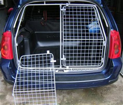 Hundere F Rs Auto Selber Bauen by Hundegitter