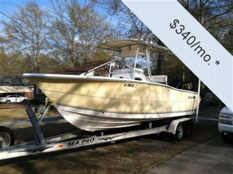 sea pro boats price sea pro 238 cc for sale daily boats buy review price