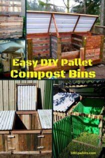 dont waste  garden clippings compost bin ideas
