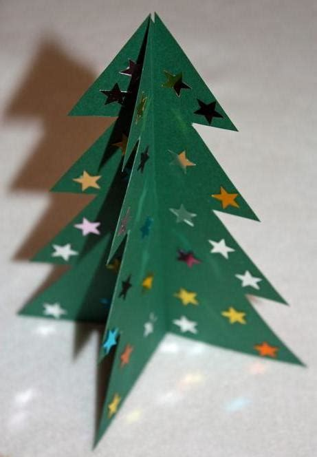 easy christmas tree crafts find craft ideas