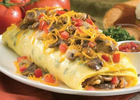 Mondays Leftovers Ground Beef Omelet by 12 Delicious Ways To Use Up Leftover Steak Allrecipes