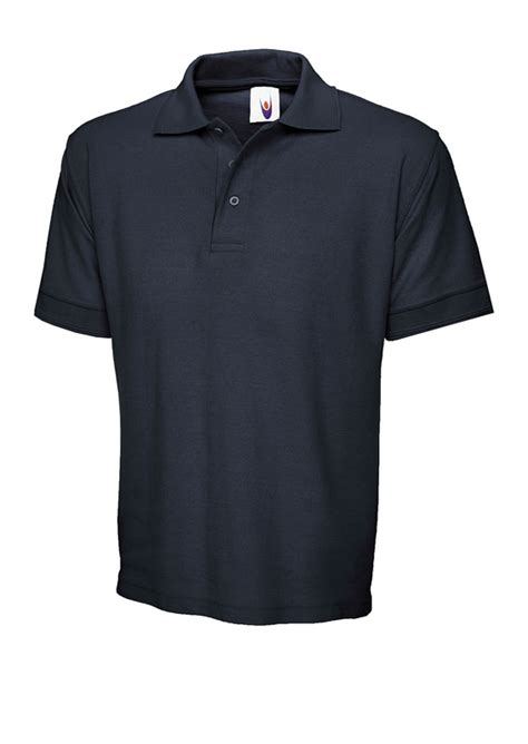Jaket Polos Premium Navy Terlaris uc102 premium polo shirt