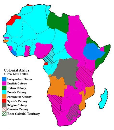 africa map 1800 conflicts in africa introduction global issues