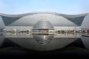 When Was World Built World S Largest Building Opens In China Photo 1