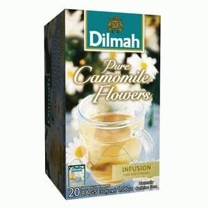 Harga Bibit Bunga Chamomile jual teh dilmah camomile tea bag harga murah medan oleh dilmah