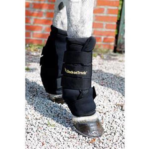 back on track boots back on track wrap royal boots bandages leg