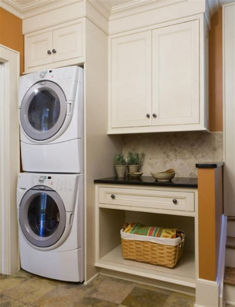 design a laundry room layout orange and colored laundry room design 2013