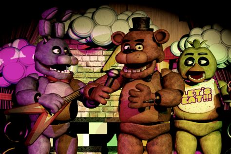 Five nights at freddy s review it s been a hard day s night