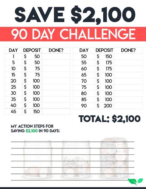 week money challenge   save   year