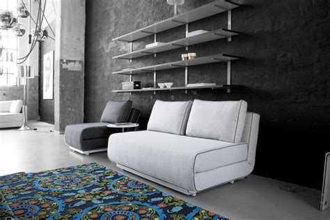 city sofa bed modern home office by imagine