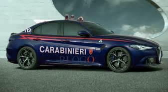 Alfa Romeo Carabinieri Xxi Century Cars