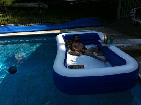 inflatable couch for pool giant inflatable pool couch
