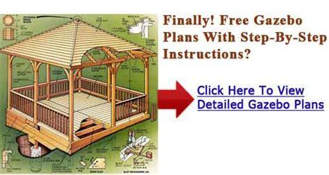 hot tub gazebo plans diy  woodworking